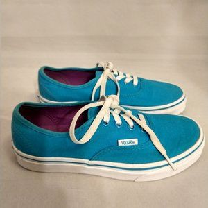Vans Off the Wall TB4R Turquoise